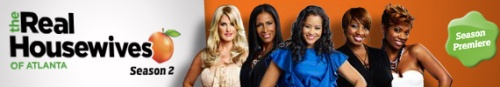 Real Housewives of ATL Logo Banner